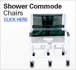 Shower Commode Chairs