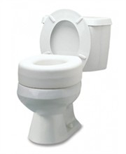 Raised Toilet Seats lumex lum6909a 1