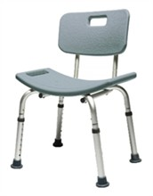 Back Rest Seats lumex platinum coll bathseat with backrest