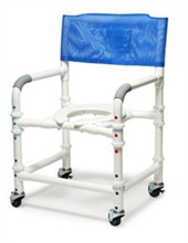 Shower Commode Chairs lumex lum89200 kd