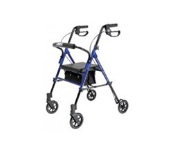 Height Adjustable Rollators lumex set n go height adjustable rollator
